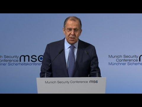Мюнхенская конференция по вопросам политики безопасности. Полное видео