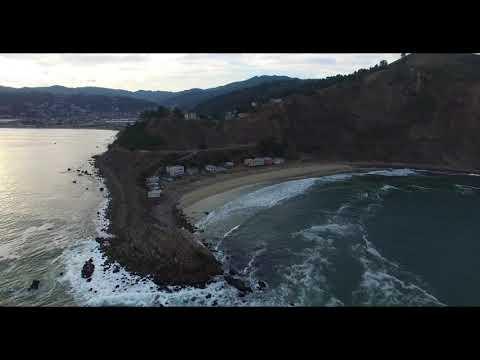 First 4K Video. Beautiful ocean views shot in one morning.