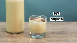 DIY Coquito
