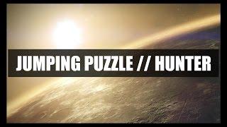 Jumping Puzzle Techniques // Shortcut Jump Variants [Hunter] : Destiny [Vault of Glass]