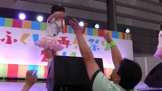 2014年3月22日 ふくしま再興祭り 2014 ビックパレット福島 アキバオンス...