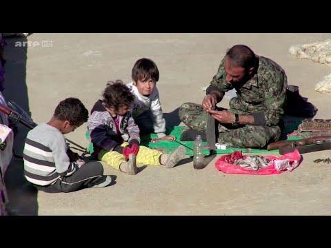 ARTE Documentaire : Encerclés par l'état islamique HD