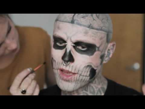 A Day with Zombie Boy