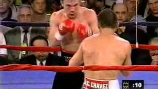 Kostya Tszyu v Julio César Chávez 29 July 2000 Phoenix, Arizona, USA