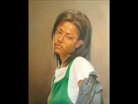 Artist Mohamed Hamza (Khartoum School Fine Art) -UAE 2009