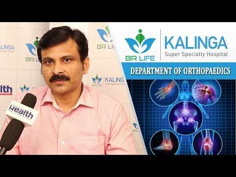 Dr.Ranajit Panigrahi Orthopaedic Surgeon From BR Life Kalinga Super Specility Hospital Talk