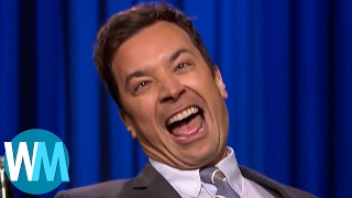 Top 10 Hilarious Jimmy Fallon Show Moments