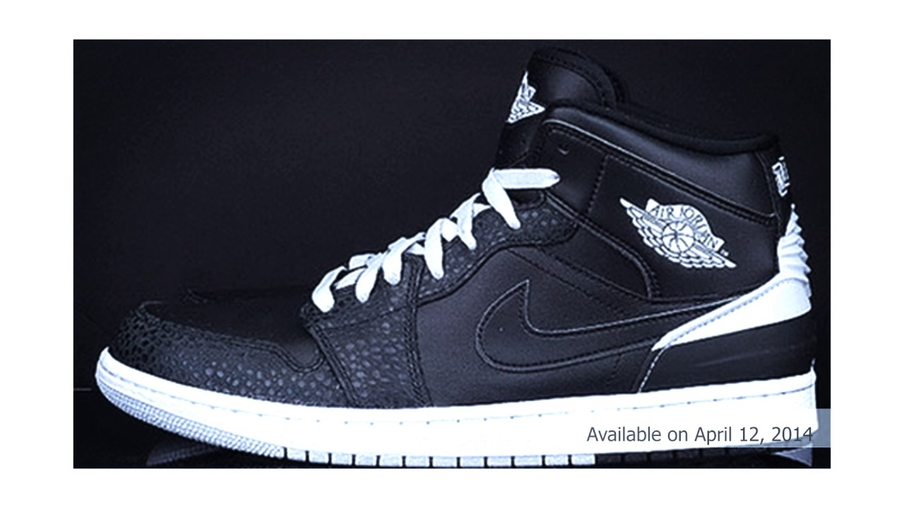 online retailer fe3f6 3fd7b Air Jordan 1 Retro  86 Black White-Pure Platinum