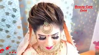 Best Bridal Makeup 2018 | Beautiful Bridal Makeup  | Beauty Care Zone
