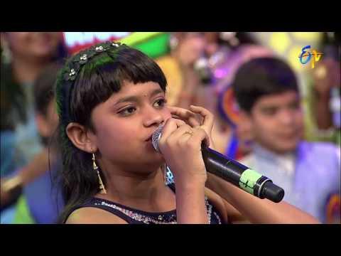 Shakkalaka Baby Song | Jahnavi Performance...