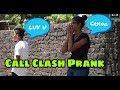 Epic - Call Clash Prank on Girls - Prank In India | Dude its Bakchodi