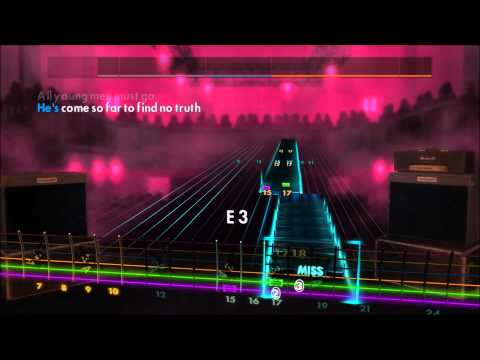 Rocksmith 2014: System of a down - Soldier side CDLC │Lead