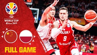 Poland steals host China's thunder at home! - Full Game - FIBA Basketball World Cup 2019