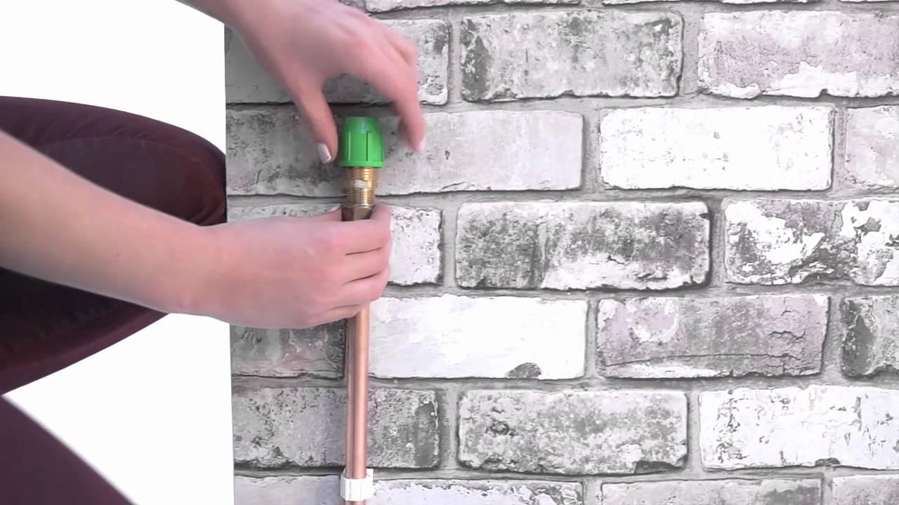 Tyleen buitenkranen youtube - Buiten muur kraan decoratieve ...