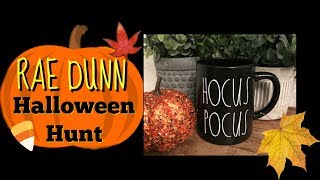 Rae Dunn | Rae Dunn Collecting | Rae Dunn Fall Shopping | Rae Dunn Halloween Homegoods Shop With Me