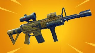 THERMAL SCOPED ASSAULT RIFLE! (Fortnite: Battle Royale) [UPDATE] *NEW*