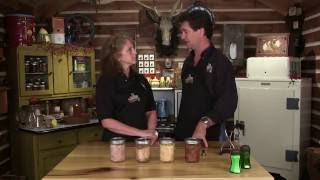 How To Can Meat, Fire Pit Salsa, Meet New Baby Lambs (episode #302)
