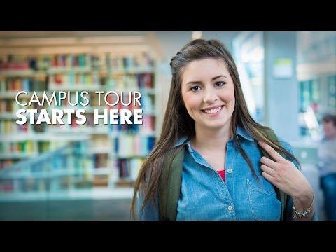 Nipissing University Campus Tour 2014