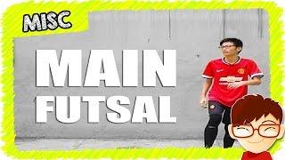 Kevin Anggara: Main Futsal