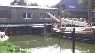 Am alten Hafen Fisch-Restaurant in Fuhlendorf / Bodstedt Teil 1