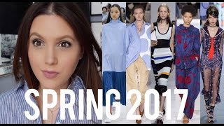 SPRING 2017 TREND REPORT | MELSOLDERA