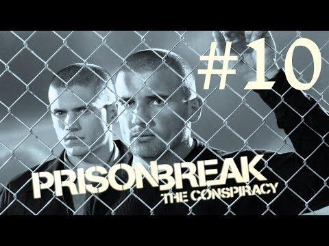 Prison Break:The Conspiracy / Побег из тюрьмы. ФИНАЛ. Прохождение. #10.
