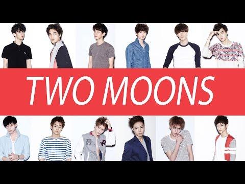 EXO - Two Moons (EASY Lyrics)