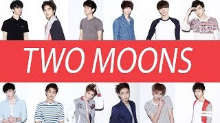 EXO - Two Moons (EASY Lyrics)