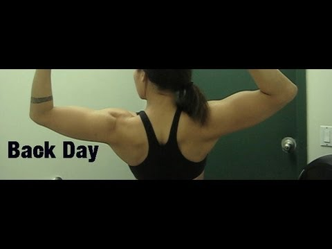 Back Workout Vol. 4 at New York Sports Club 14th St.