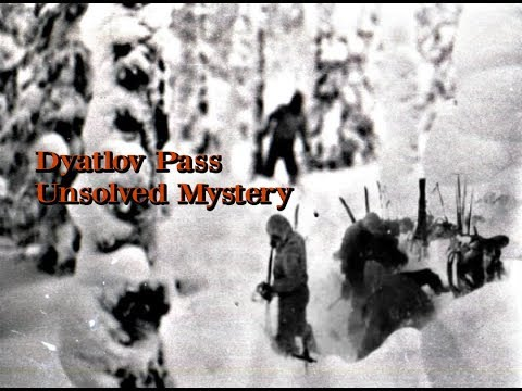 Unsolved Mysteries |  Dyatlov Pass Incident | Unexplained Strange Deaths of 9 Hikers