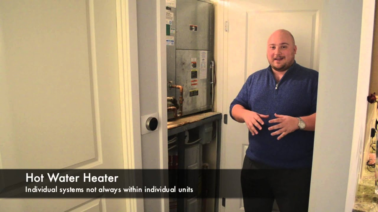 Renovations with Gabe - HVAC Systems in Condos & Apartments - YouTube