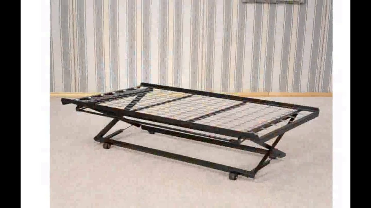 Day Beds With Pop Up Trundle Youtube