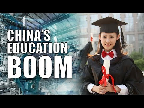 Has China Surpassed USA In Education?