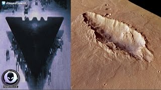 "MYSTERY Space ""Crash Sites"" Proof Of Ancient Alien War? 3/14/17"