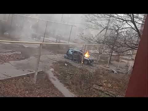 """Машина с владельцем """"фирмы сигарет"""" взорвалась в оккупированном Торезе"""