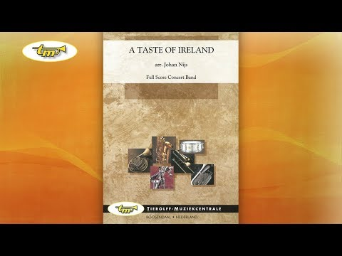 A Taste Of Ireland - Concert Band - Nijs - Tierolff