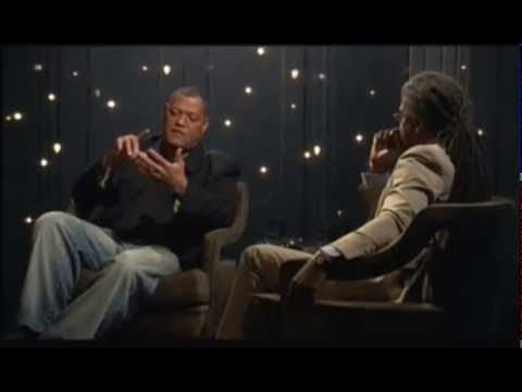 Laurence Fishburne talks about his favorite actors