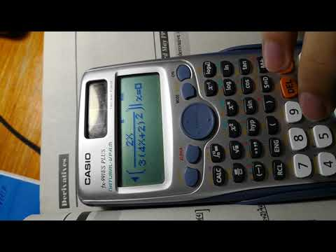 Calculus: Second Derivative Calculator Technique