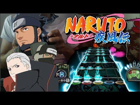 [Guitar hero 3] Naruto Shippuden Opening 4 (Closer)
