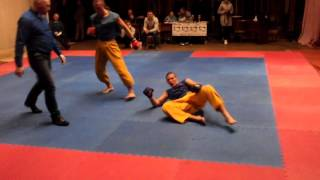бій Суворов 2 раунд