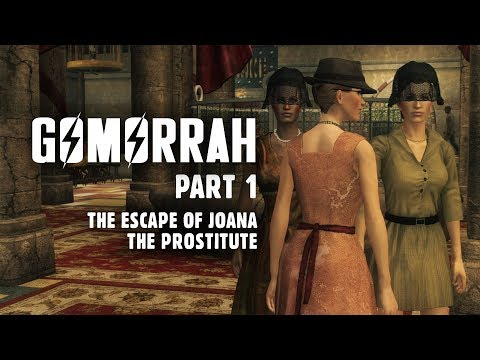 Gomorrah Part 1: The Escape of Joana - Fallout New Vegas Lore
