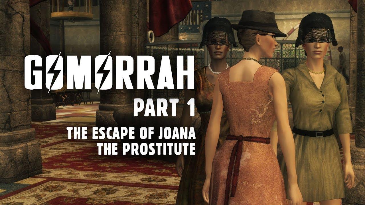 Download Gomorrah Part 1: The Escape of Joana - Fallout New Vegas Lore