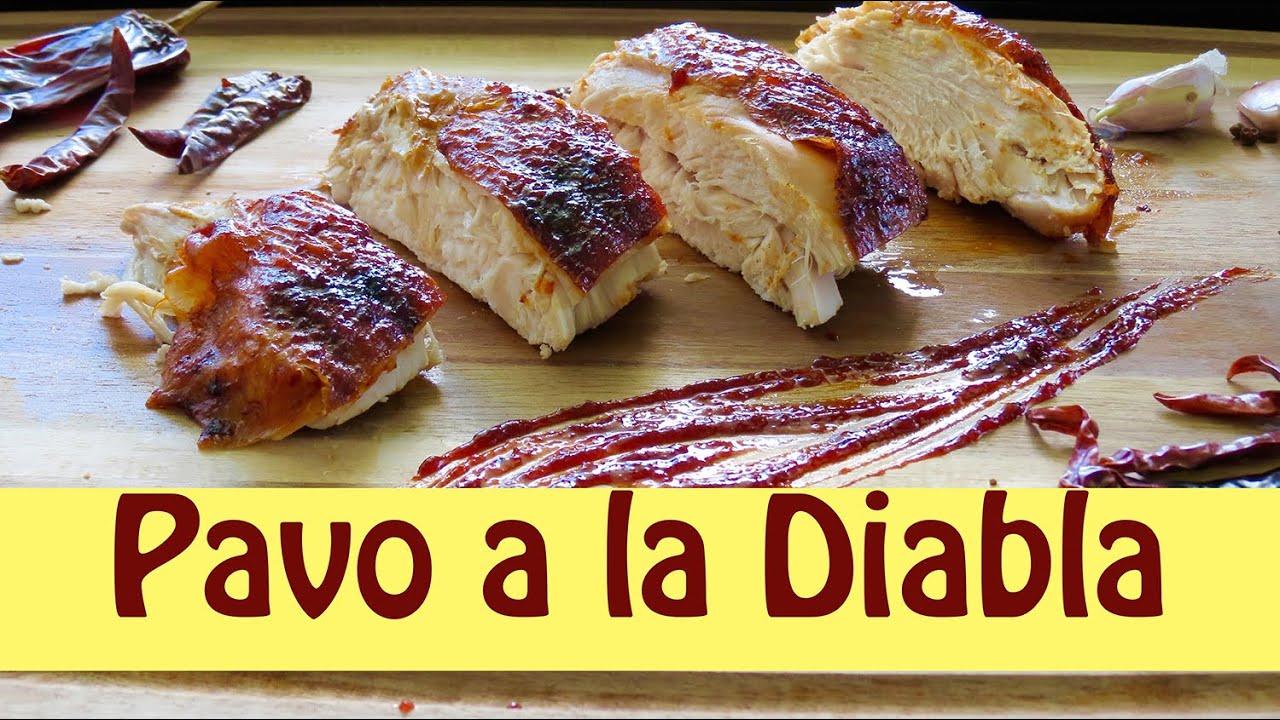 Receta de pavo al horno perfecto a la diabla the frugal - Pavo ala naranja al horno ...