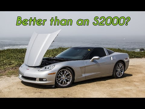 Corvette C6 Z51 Review - Best Sports Car Under $25K?