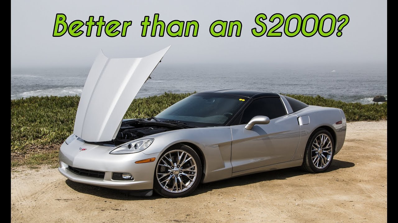 corvette c6 z51 review best sports car under 25k youtube. Black Bedroom Furniture Sets. Home Design Ideas