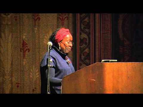 IVLA 2014 Keynote: Magdalene Odundo