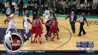 NBA ejections compilation 2017-18 season | ESPN
