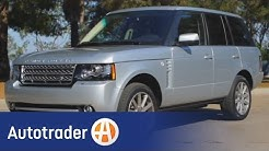 2012 Land Rover Range Rover - SUV | New Car Review | AutoTrader