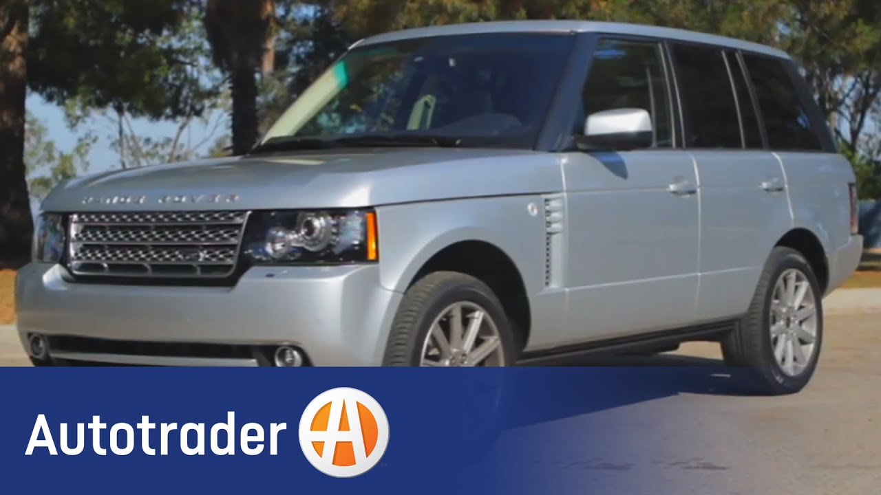 2012 Land Rover Range Rover SUV New Car Review