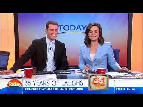 Best bloopers from the past 35 years of Today Show